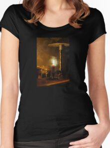 A Fine Romance Women's Fitted Scoop T-Shirt