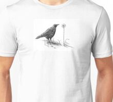 The Dandelion and the Crow Unisex T-Shirt