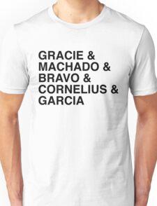 Jiu Jitsu Royalty Unisex T-Shirt