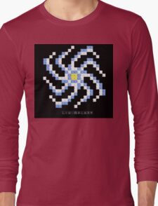 LIU Galaxy Long Sleeve T-Shirt