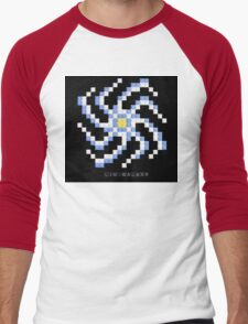 LIU Galaxy Men's Baseball ¾ T-Shirt