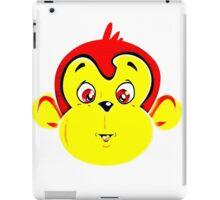 Surprised Monkey! iPad Case/Skin