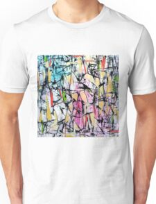 Abstract #2 Unisex T-Shirt