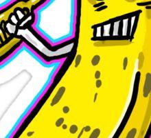 Ska Banana  Sticker