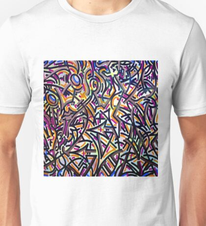 Matrix #1a Unisex T-Shirt