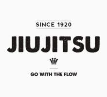 Jiujitsu - Since 1920 Kids Tee