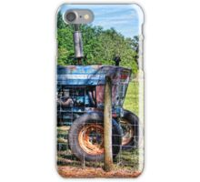 The Old Blue Workhorse iPhone Case/Skin