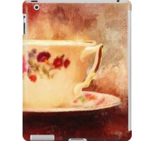 Time For Tea iPad Case/Skin