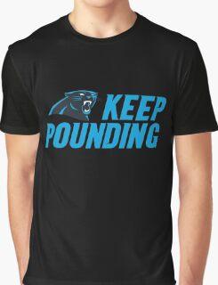 Keep Pounding - Panthers Graphic T-Shirt