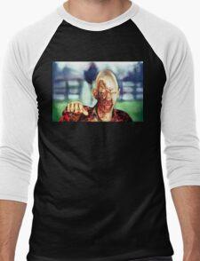 No More Room In Hell Men's Baseball ¾ T-Shirt