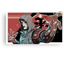 Amon from The Legend of Korra Canvas Print
