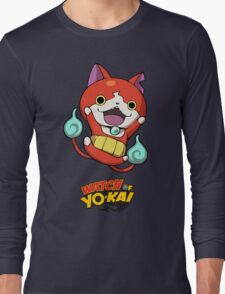 Yokai Watch :Jibanyan Long Sleeve T-Shirt