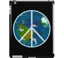 Earth Peace 1 iPad Case/Skin