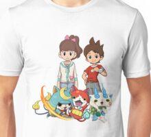 Yokai Watch : Main Character Unisex T-Shirt