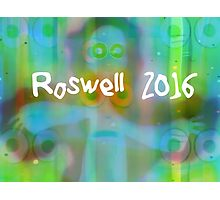 Roswell 2016 Photographic Print