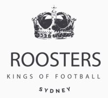 Sydney Roosters - Kings of Football One Piece - Short Sleeve