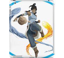 Avatar : Korra  iPad Case/Skin