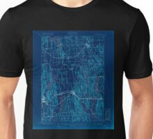 New York NY Clyde 140528 1902 62500 Inverted Unisex T-Shirt
