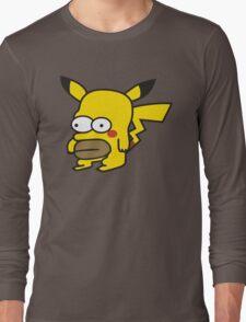 Pikahomer Long Sleeve T-Shirt