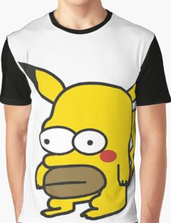 Pikahomer Graphic T-Shirt