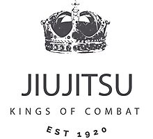 Jiujitsu - Kings of Combat Photographic Print
