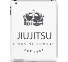 Jiujitsu - Kings of Combat iPad Case/Skin