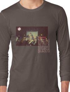 LA DISPUTE BURY YOUR FLAME Long Sleeve T-Shirt