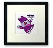 Chowder Framed Print