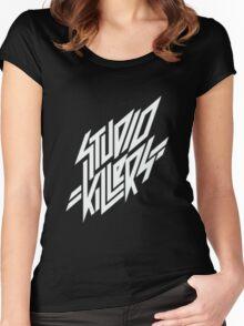 Studio Killers Women's Fitted Scoop T-Shirt