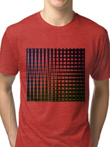 Abstract flow Tri-blend T-Shirt