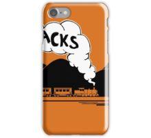 Womack Train iPhone Case/Skin