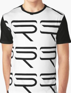 SinfullyRiddling Logo (Black) Graphic T-Shirt