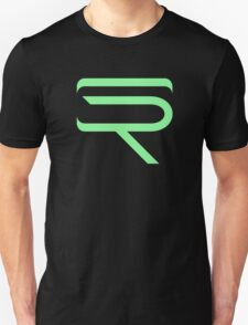 SinfullyRiddling Logo (Green) Unisex T-Shirt