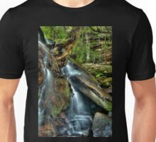 Lower Somersby Falls, Central Coast, New South Wales Unisex T-Shirt