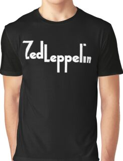 Zed Leppelin Graphic T-Shirt
