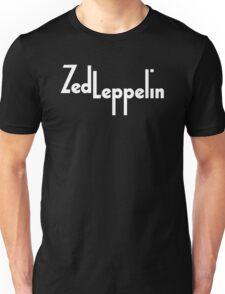 Zed Leppelin Unisex T-Shirt