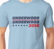 Underwood 2016 Logo Unisex T-Shirt