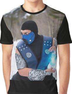 Sub Zero Graphic T-Shirt