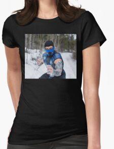 Sub Zero 2 Womens Fitted T-Shirt