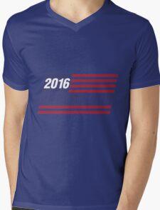 Frank Underwood Logo Mens V-Neck T-Shirt