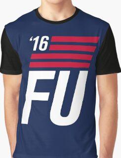 The Underwood 2016 Graphic T-Shirt
