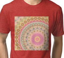 Mandala 17 Tri-blend T-Shirt