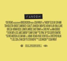 Fandom - The Movie One Piece - Short Sleeve