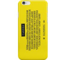 Fandom - The Movie iPhone Case/Skin