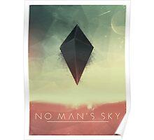No Man's Sky 2001 Poster