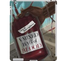 A Mixed Bag of Blood iPad Case/Skin