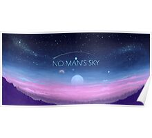 No Man's Stars Poster