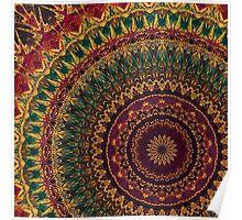 Mandala 18 Poster