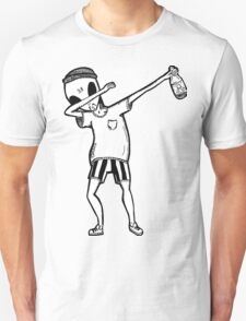 Dab Alamo Unisex T-Shirt
