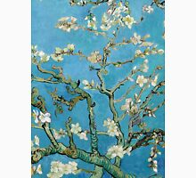 1890-Vincent van Gogh-Almond blossom-73.5x92 Unisex T-Shirt
